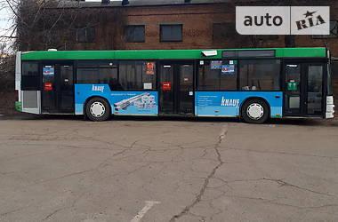 Городской автобус MAN A21 2000 в Полтаве
