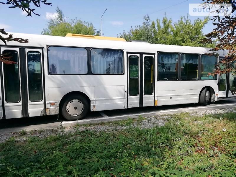 Міський автобус MAN DAB 1994 в Києві
