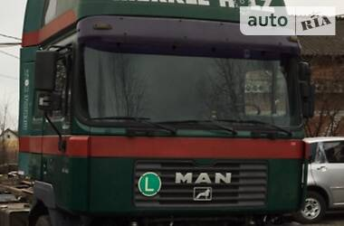 MAN F 2000 2000 в Ивано-Франковске