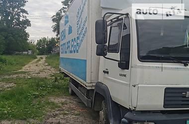 Фургон MAN L 2000 2002 в Львове