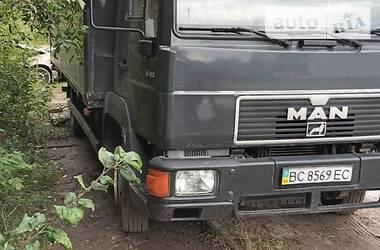 Фургон MAN L 2000 1999 в Львове
