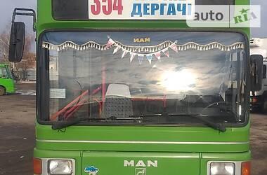 MAN NL 202 1994 в Харькове