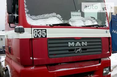 MAN TGA 2005 в Львове