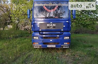 MAN TGA 2005 в Чернигове