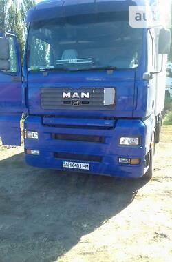 MAN TGA 2004 в Мариуполе