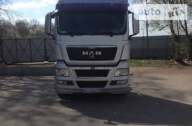 MAN TGX 2010 в Тернополе