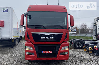 MAN TGX 2015 в Виннице