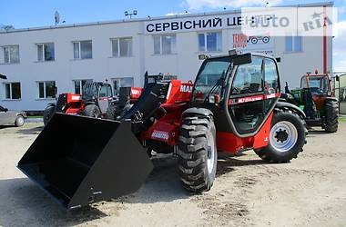 Manitou MLT 634-120 LSU 2006 в Волочиську