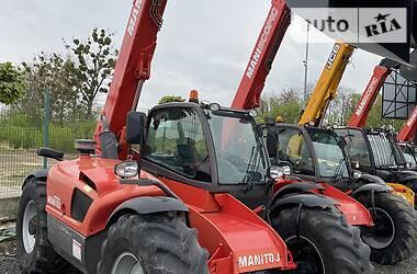 Manitou MLT 735-120 LSU 2010 в Луцке