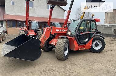 Manitou MLT 741-120 LSU 2006 в Луцке