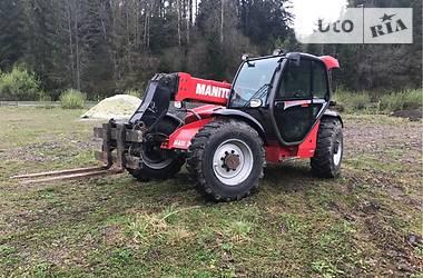 Manitou MLT 742-120 LSU  2011