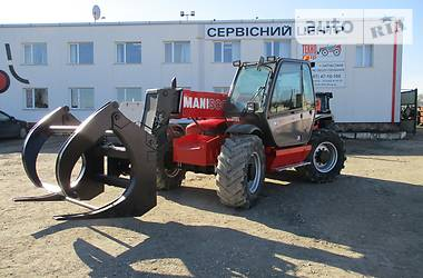 Manitou MLT 845-120 LSU 2005 в Волочиске
