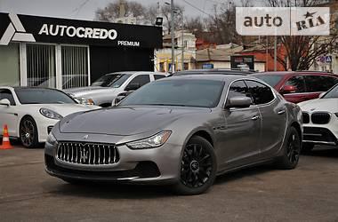 Седан Maserati Ghibli 2014 в Харькове