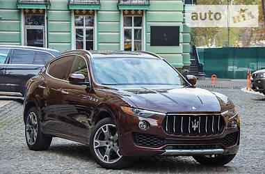 Maserati Levante 2016 в Киеве