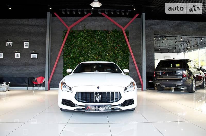 Maserati Quattroporte 2017 года в Одессе