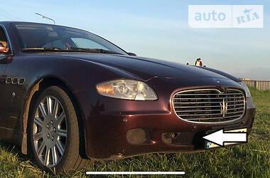 Maserati Quattroporte 2006 в Львове