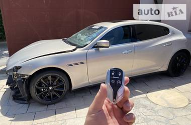 Maserati Quattroporte 2014 в Киеве
