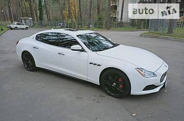 Maserati Quattroporte 2016 в Києві