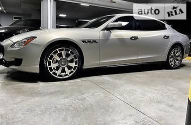 Седан Maserati Quattroporte 2013 в Киеве
