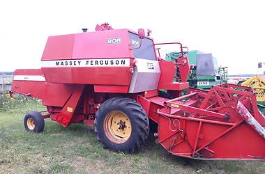 Massey Ferguson 206 1985 в Бродах