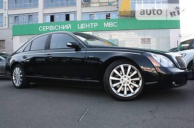 Maybach 57 2007 в Києві