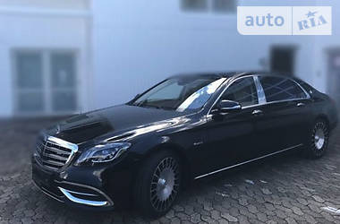 Maybach S600 2018 в Киеве