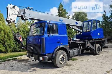 Автокран МАЗ 3577 2009 в Павлограді