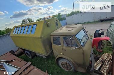 Вахтовый автобус / Кунг МАЗ 500 1975 в Черновцах