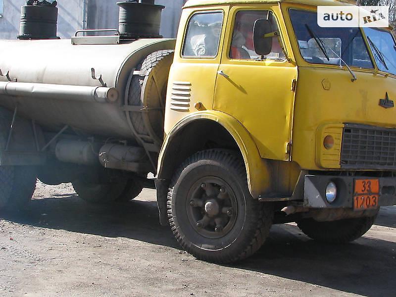 МАЗ 5334 1982 в Хмельницком
