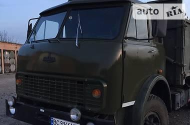 МАЗ 5334 1987 в Бродах