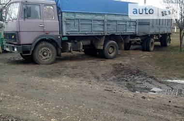 МАЗ 53371 Бортовой 1992