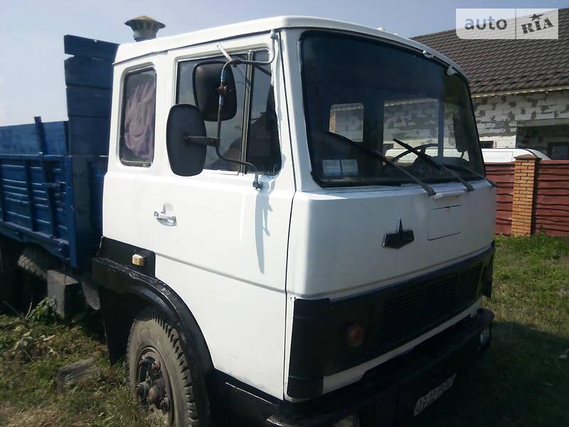 МАЗ 53371 1992 в Владимир-Волынском