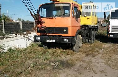МАЗ 53371 1990 в Луцке