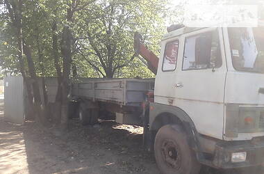 МАЗ 53371 1992 в Черновцах