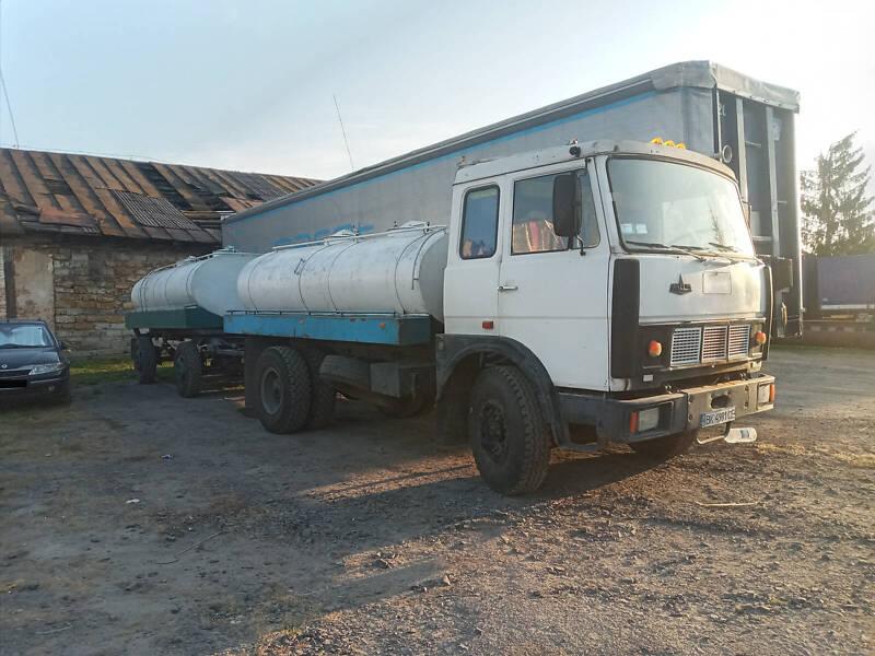 МАЗ 53371 1992 в Дубні
