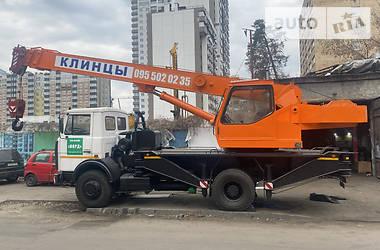 Автокран МАЗ 5337 2011 в Киеве