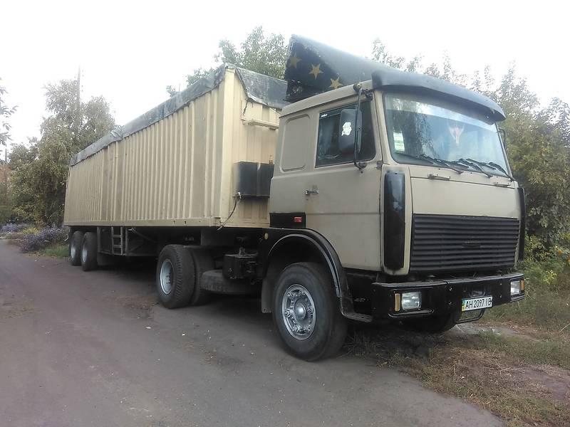 Тягач МАЗ 54323 1997 в Дніпрі