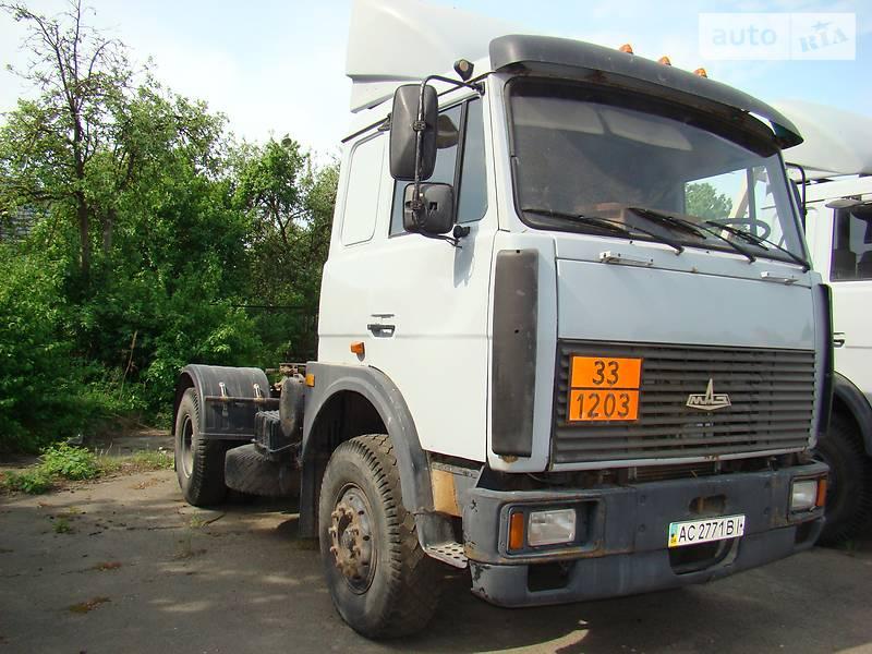 МАЗ 543240 2004 в Луцке