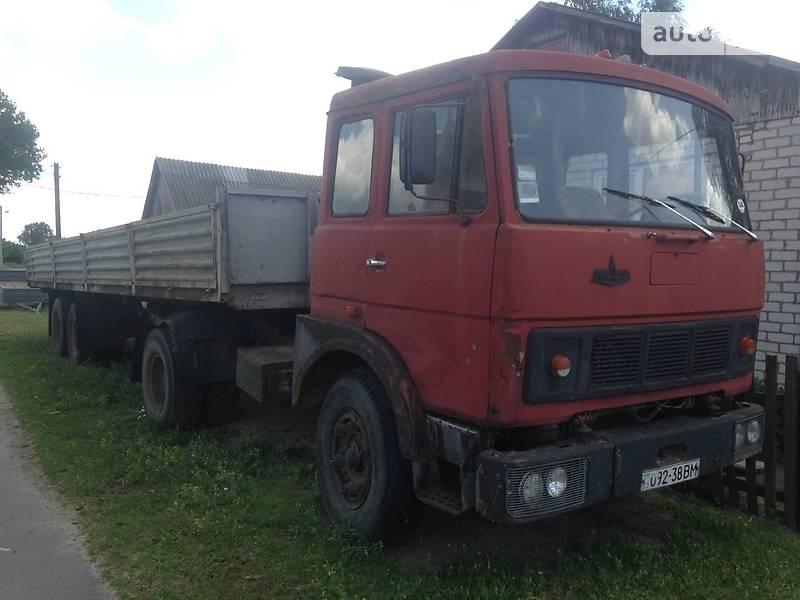 МАЗ 5432 1992 в Камне-Каширском