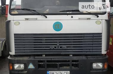 Тягач МАЗ 544008 2007 в Ромнах