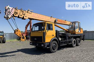 Автокран МАЗ 6303 2012 в Киеве
