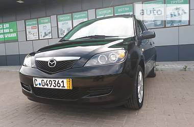 Хэтчбек Mazda 2 2007 в Виннице