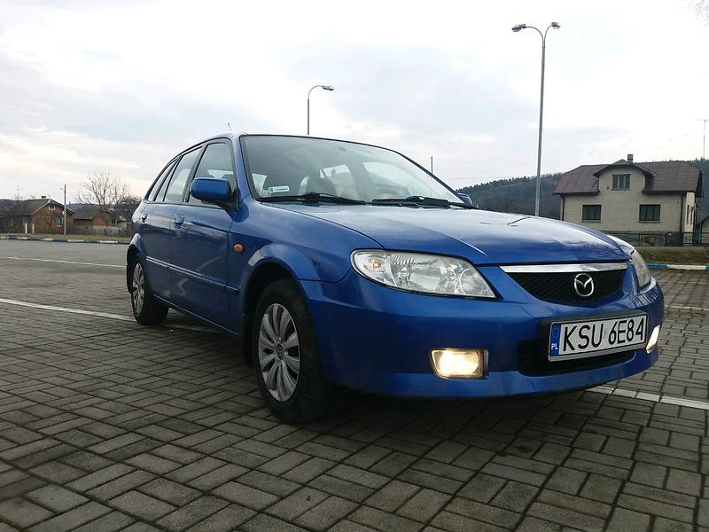 Mazda 323 2002 в Львове