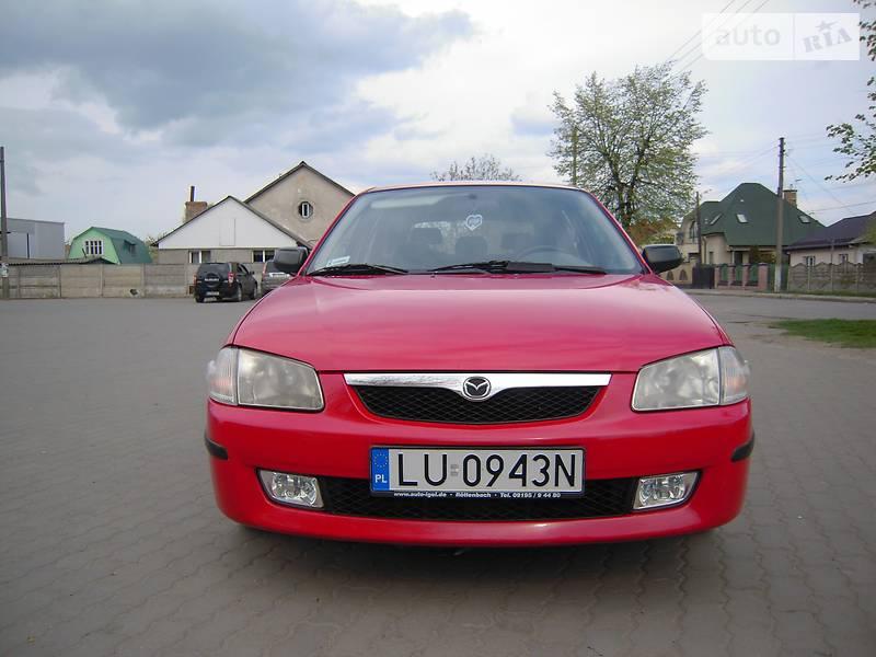 Mazda 323 1999 в Ковеле