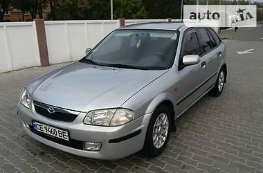 Mazda 323 2000 в Черновцах