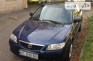 Mazda 323 2002 в Ровно