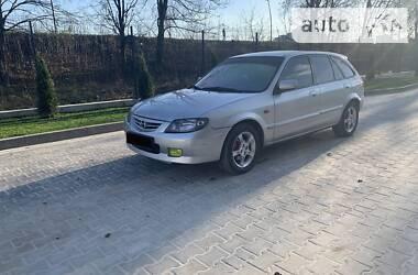 Mazda 323 2002 в Ивано-Франковске