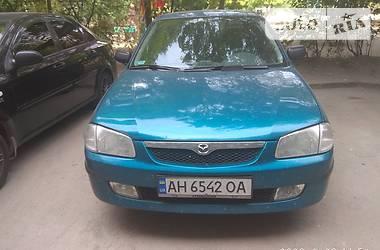 Седан Mazda 323 1998 в Павлограде