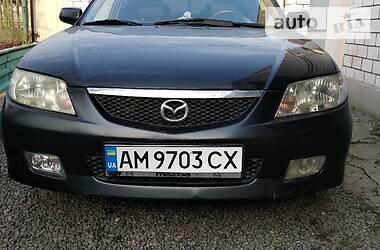 Mazda 323F 2001 в Бердичеве