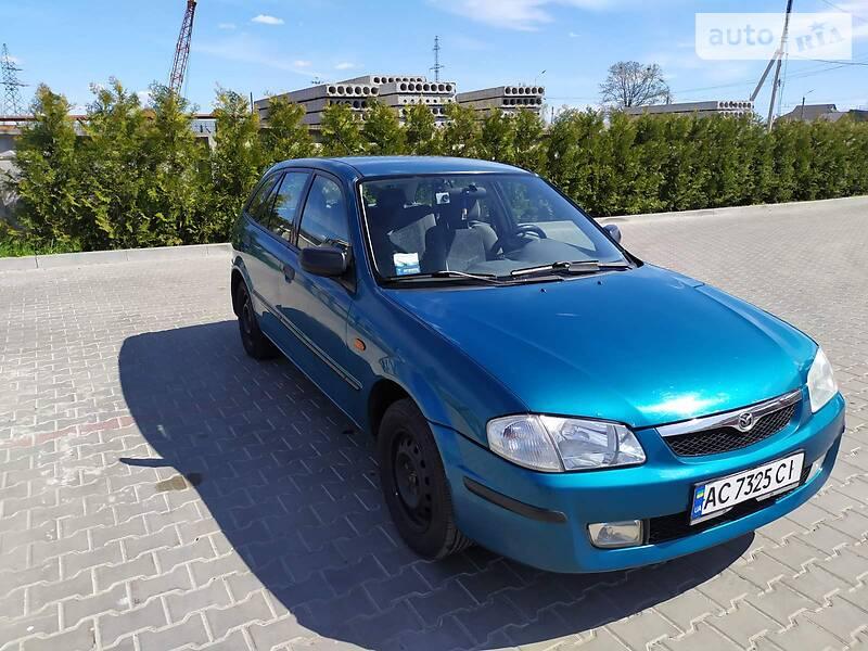 Mazda 323F 1998 в Луцке
